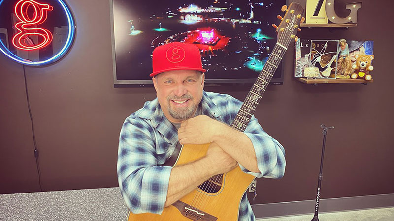 Garth Brooks Moving His and Trisha's FB Concert To Later Date And Postponing Inside Studio G For Two Weeks
