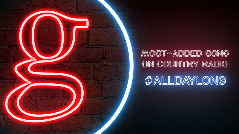 """ALL DAY LONG"" IS THIS WEEK'S MOST-ADDED SINGLE AND HOLDS THE BIGGEST FIRST WEEK ADD-DATE SINCE 2015"