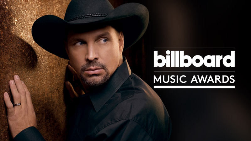 "GARTH BROOKS TO RECEIVE COVETED ICON AWARD AT THE ""2020 BILLBOARD MUSIC AWARDS"""