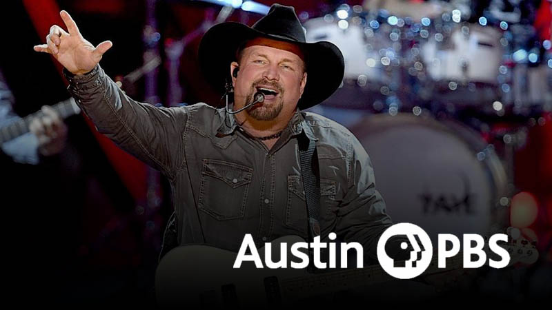 Garth Brooks to Perform Benefit Concert in Austin City Limits Original Studio 6A