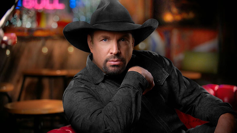 "GARTH BROOKS DROPS TWO NEW SONGS OFF ""FUN!"" IMMEDIATELY HONORING A FAN'S REQUEST DURING ""INSIDE STUDIO G"""