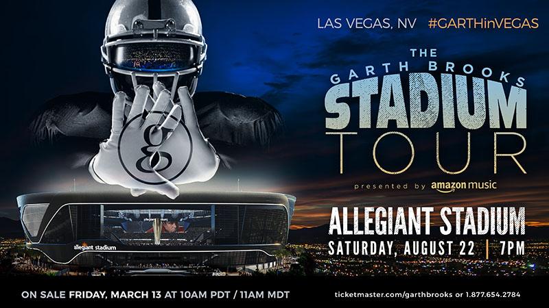 Garth in Las Vegas, NV