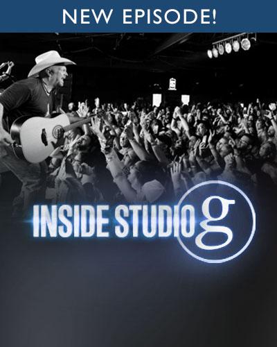 Inside Studio G