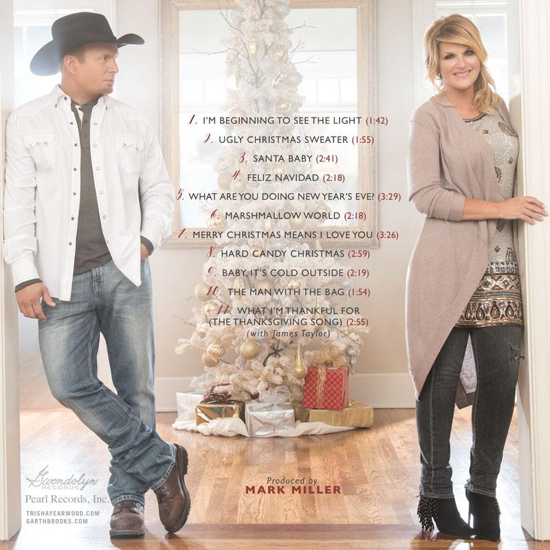Garth Brooks Christmas Album.Garth Brooks