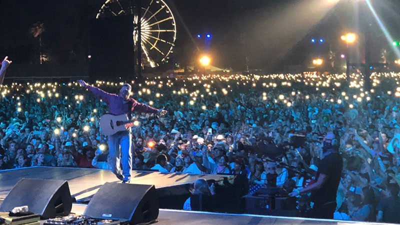 Stagecoach 2018: Garth Brooks finally headlines and it was as epic as you would expect