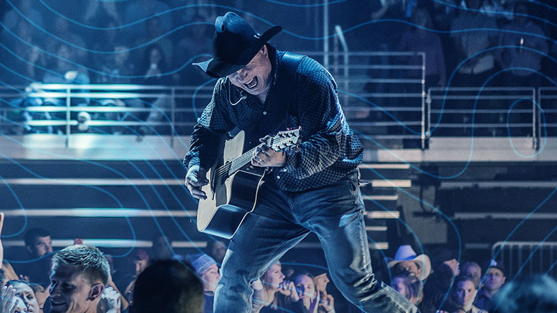GARTH ADDS 6TH SHOW TO MEET DEMAND!