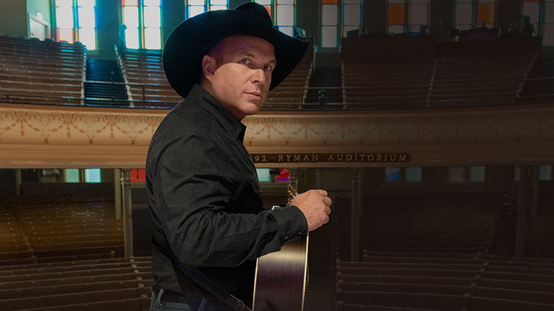 Garth, The Ryman & You - An Intimate Evening With Garth Brooks At The Ryman Auditorium In Nashville November 19th & 20th - Tickets On Sale Friday October 22nd