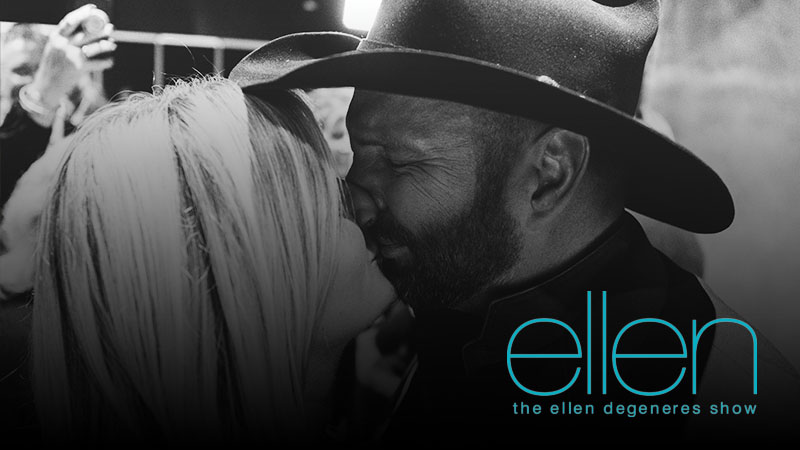 Garth and Trisha to Co-Guest Host ELLEN on February 12